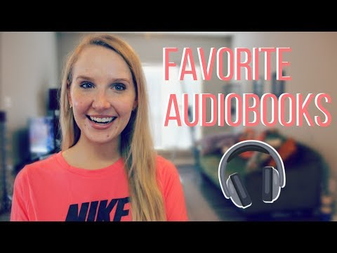 ALL TIME FAVORITE AUDIOBOOKS