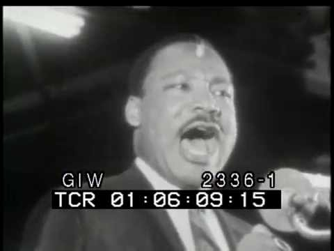 Newsreel Assassination of Martin Luthur King