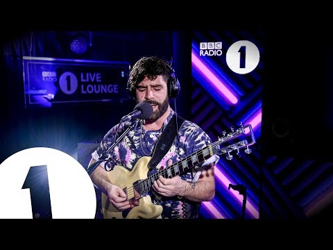 Foals - The Runner in the Live Lounge