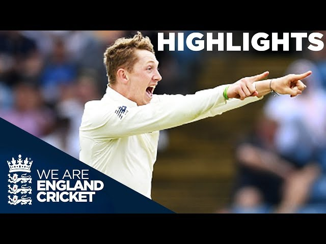 England Win By An Innings on Day 3 