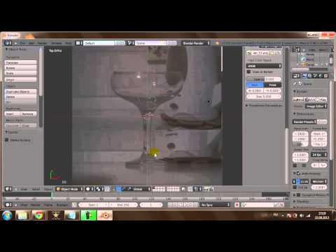 Blender. 3d-моделирование