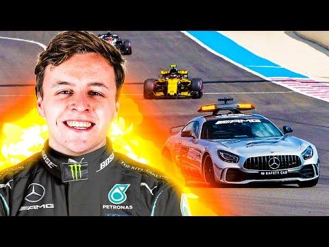 DE SAFETY CAR BESLIST DEZE RACE! - Formule 1 MyTeam #34