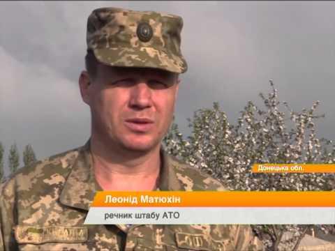 Боевики обстреляли Широкино из гранатометов