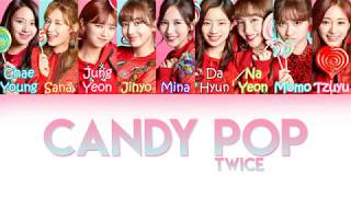 "Gambar cover TWICE (트와이스/トゥワイス) - ""CANDY POP"" 