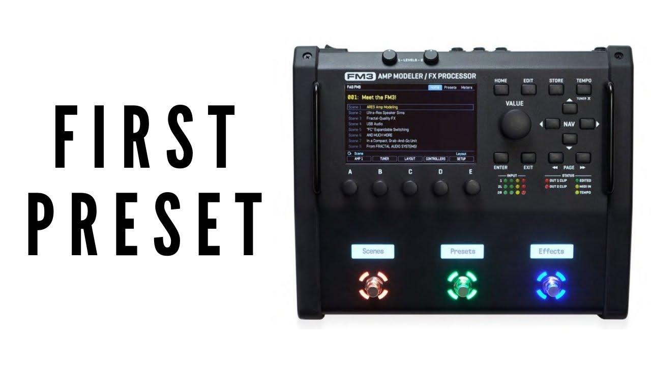"""話題のFractal Audio新作、""""小型Axe-Fx III""""こと「FM3」、追加情報"""