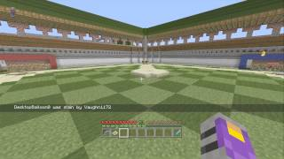 Minecraft Xbox 360: Baseball w/Friends
