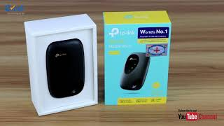 TP-Link 4G LTE Mobile Wi Fi | | M7200