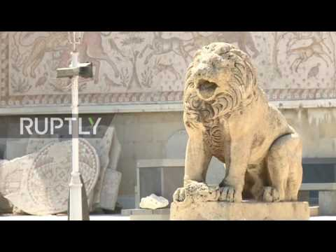 Syria: Damascus National Museum comes back to life as East Ghouta ceasefire ensues
