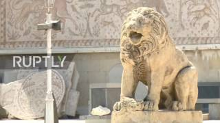 Syria  Damascus National Museum comes back to life as East Ghouta ceasefire ensues