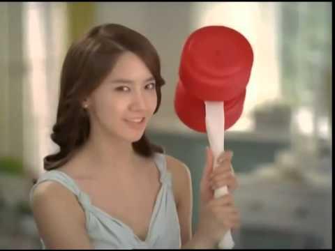 SNSD Yoona Innisfree CF