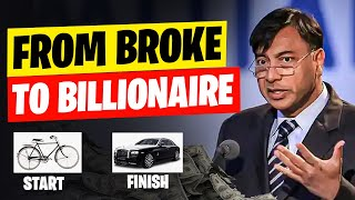 From Broke To Billionaire 🔥 | Lakshmi Mittal Case Study 🔥 | Arcelor Mittal Case Study in Hindi