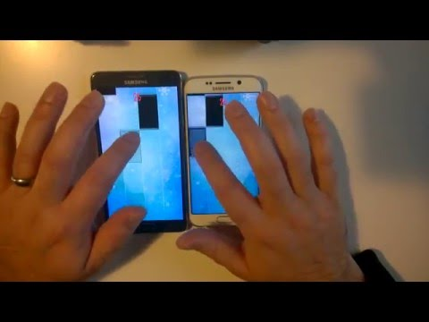 Piano Tiles 2: Two phones - One Man