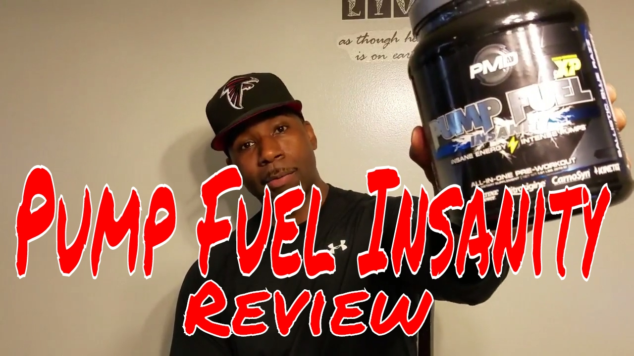 Pump Fuel Insanity Review Bigup Fitness Youtube