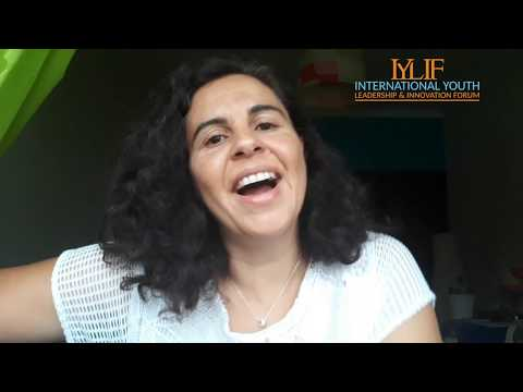 IYLIF Portugal Outreach Ambassador Tânia Castilho talks about youth development