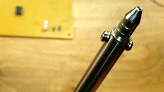 Desoldering Technique #2: Tнe Pump
