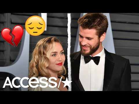 Liam Hemsworth Gives Heartbreaking Comments About Miley Cyrus Split