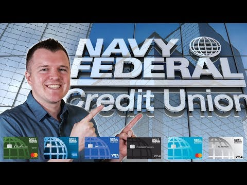 Navy Federal Credit Cards - Which Is Best For You?