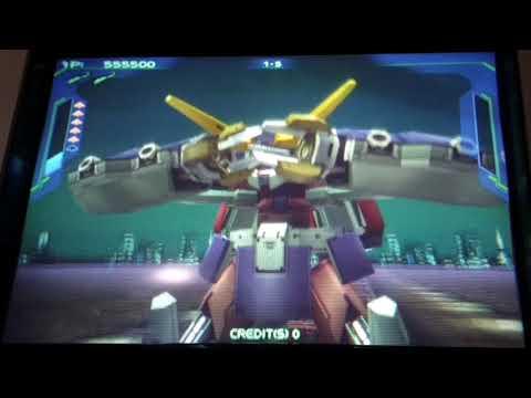 Zero gunner 2 (default set) solo play