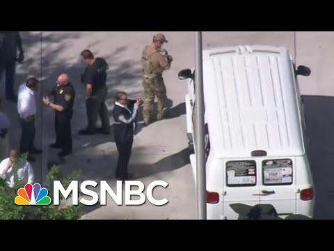 Fmr. Agent: On 10 Unexploded Bombs, That's Going To Be A Fingerprint Party | Andrea Mitchell | MSNBC