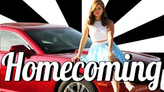 Get Ready With Me For Homecoming 2015!