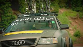 Audi Presents: Camp allroad with Thaddeus, Pt 2