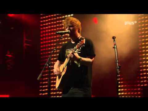 "Thumbnail: ED SHEERAN - ""You Need Me But I Don't Need You"" Live - SWR3 New Pop Festival"