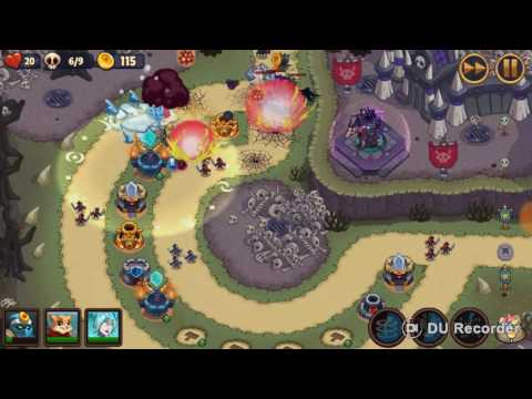 Realm Defense - Valley of Death - Level 3 (Legends TD)