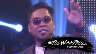 #TOLWAGTROLL RESPETO LANG RAP DEBATTLE: BULLYING