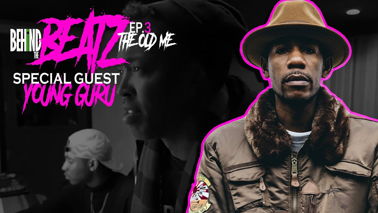 THE BEST EPISODE EVER!!! BEHIND THE BEATZ EPISODE. 3 (THE OLD ME)