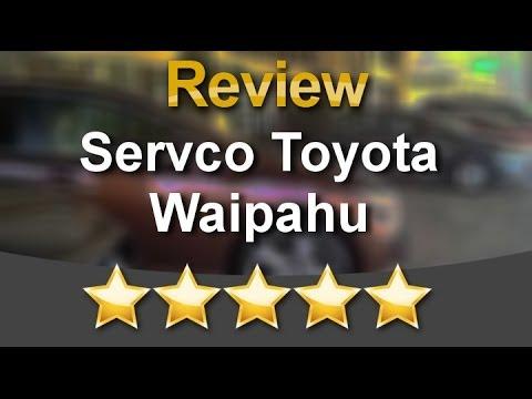 Servco Toyota Waipahu Waipahu Exceptional Five Star Review By Gloria G