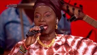 Angelique Kidjo - Afirika - Global Citizen Live - Paris