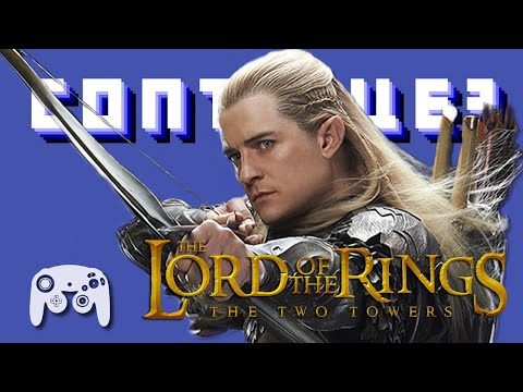 Lord of The Rings: The Two Towers (GC) - Continue?