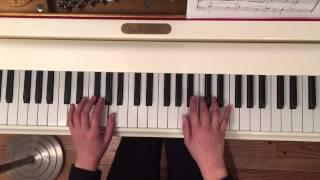 Menuet (Minuet) in G Minor (LCM Grade 2 List A 2018-2020) [Solo Piano] - Christian Petzold
