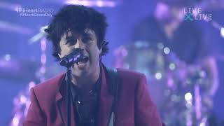 Green Day - Scattered/Dancing with Myself (Live at Album Release Party 2020)