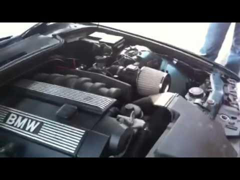 Bmw 323i Engine sound - YouTube