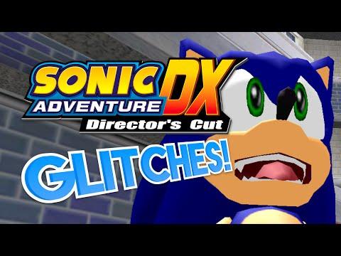 Sonic Adventure DX GLITCHES! - What A Glitch! ft. Adamnator