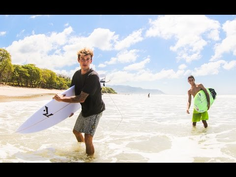 Costa Rica National Surf Champs Weekend Off