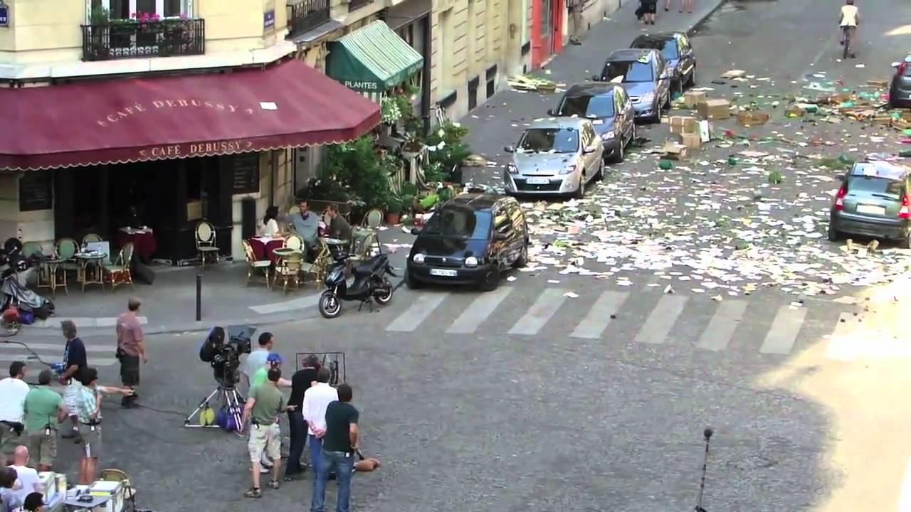 Inception Paris Cafe