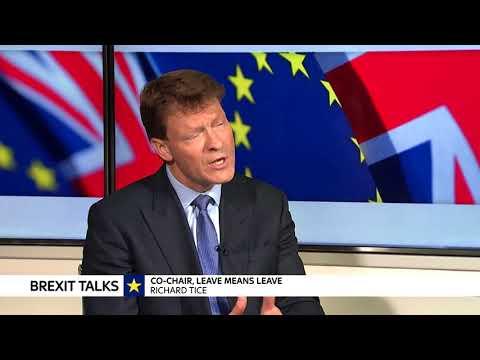 Richard Tice talks Brexit