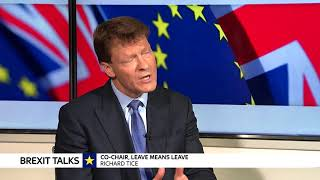 Richard Tice talks Brexit