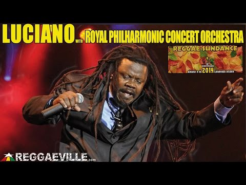Luciano - Uterior Motive with Royal Philharmonic Concert Orchestra @ Reggae Sundance 2014