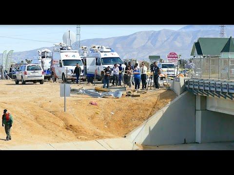 Fatal Aqueduct Accident Hesperia, CA.
