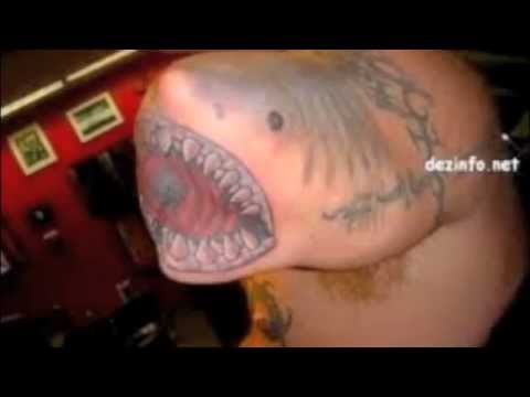 stupidest tattoos of all time
