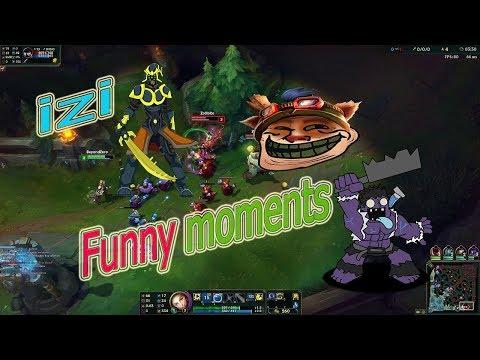 видео: ФАН НАРЕЗКА | best & funny moments | league of legends