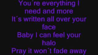 Beyonce - Halo ( Lyrics/Songtext )