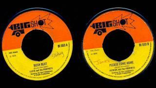 "LLOYD & THE PROPHETS / BUSH BEAT / 1970 / 7"""