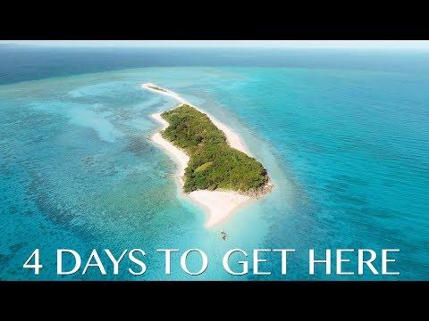 The MOST BEAUTIFUL ISLAND in the Philippines - Cresta De Gallo