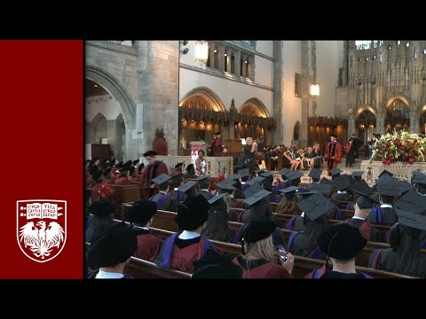Law School Diploma and Hooding Ceremony, Spring 2014