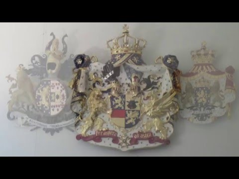 Palace Het Loo in The Netherlands-part one