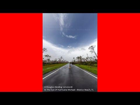 Hurricane Michael, Mexico Beach, FL Full Live Stream Replay - 10/10/2018